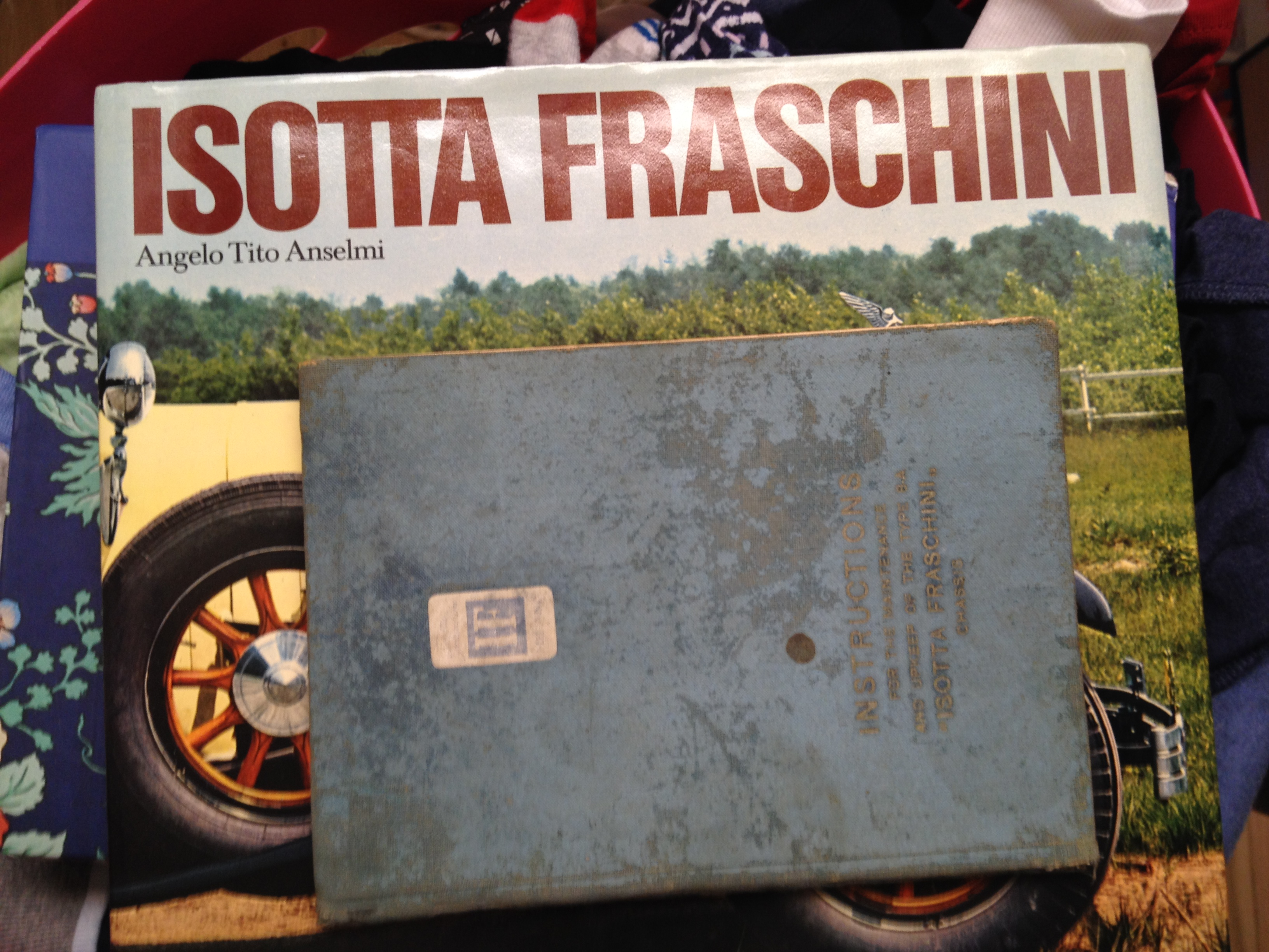 isotta fraschini motori for sale
